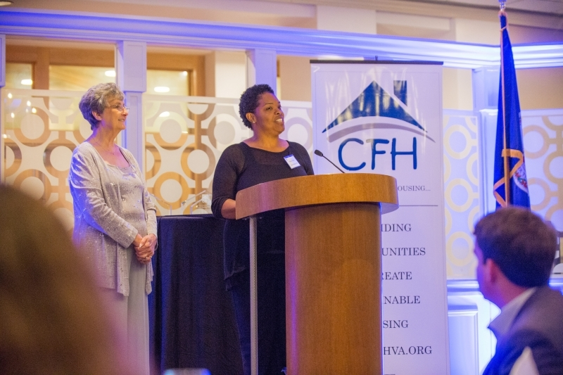 "Catholics for Housing 2018 CFH Gala ""Homes Change Lives,"" Westfields Conference Center, Chantilly, VA, Friday, October 5, 2018. (Photo by Max Taylor)"